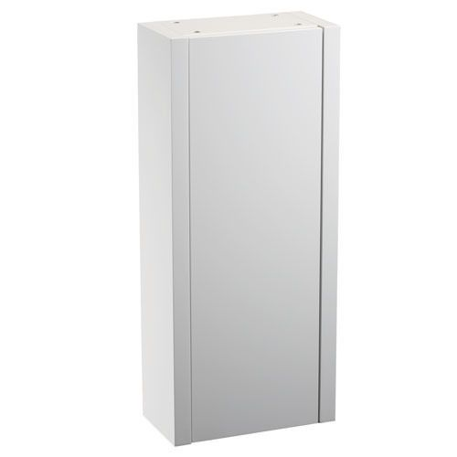 Openspace 300 Wall Cabinet White Gloss White Bathroom Cabinets