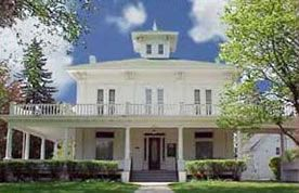 Governor Warner Mansion And Museum Pure Michigan Travel Pure Michigan Travel Mansions Museums In Michigan