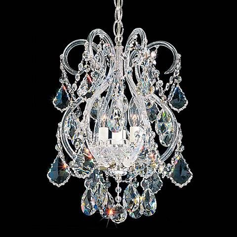 Schonbek olde world 11w silver spectra crystal mini pendant mini schonbek olde world 11w silver spectra crystal mini pendant mozeypictures Images