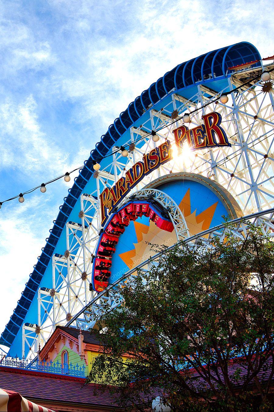 Disneyland disney california adventure park