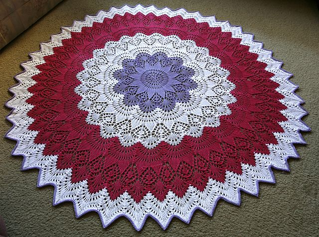 Beautiful afghan design, maybe for my sister\'s wedding? | alfombras ...