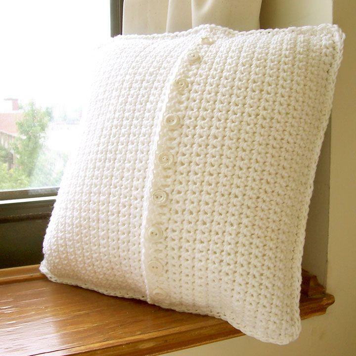Cojines de Crochet | Cojines | Pinterest | Croché, Cojines y Ganchillo