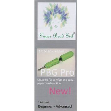 """""""Paper Bead Girl Kit"""" for Rolling Paper beads! Cool!"""