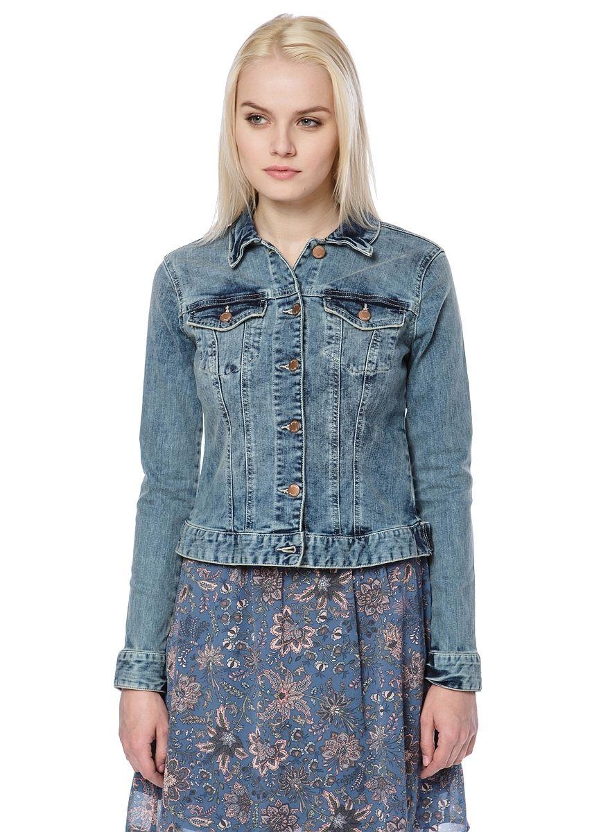 87ab04f24a52 Купить СТИЛЬНЫЙ ДЖИНСОВЫЙ ЖАКЕТ (LB1O51) в интернет-магазине одежды O STIN
