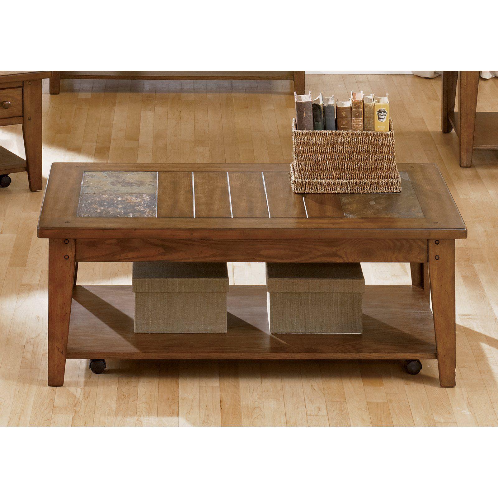 Liberty Furniture Hearthstone Ii Cocktail Table Www Hayneedle Com Liberty Furniture Coffee Table Furniture