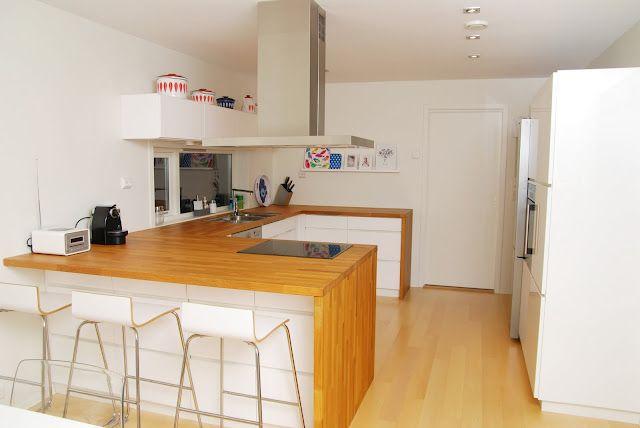 Stilig kjøkken