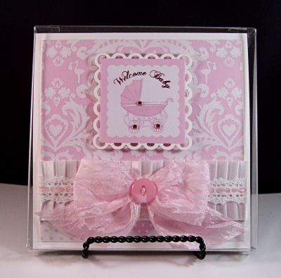 Adorable baby card Crafting ideas Pinterest Baby cards, Babies