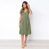 Photo of A-Line Casual Dresses for Women Summer Summer Dress