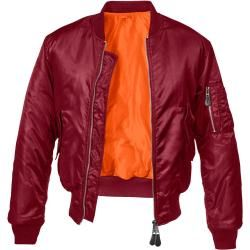 Photo of Brandit Ma1 Classic Jacke Rot S Brandit