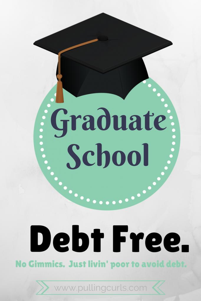 Doing graduate school debt free isnu0027t for everyone