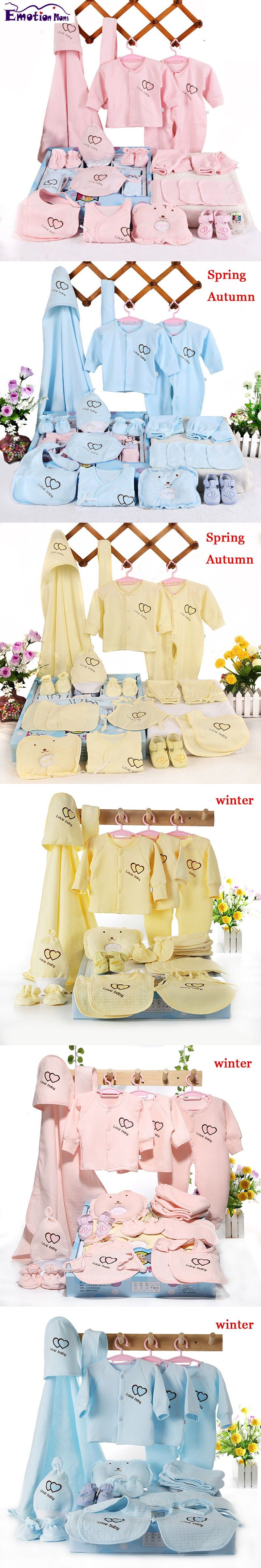 6254b20c5b5 22pieces Set Newborn baby girls Clothing 0-6months infants baby clothes  girl boys clothing set baby gift set without box  37.99