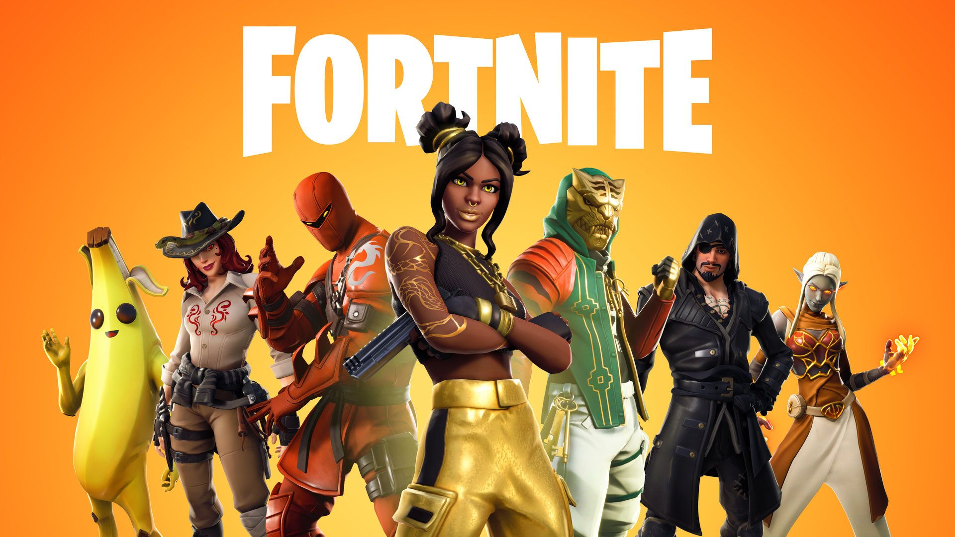 A New Fortnite Update Just Added A Bunch Of New Skins To The Game Here Are All The Outfits You Can Unlock During Season 8 Fortnite Epic Games Epic Games Fortnite