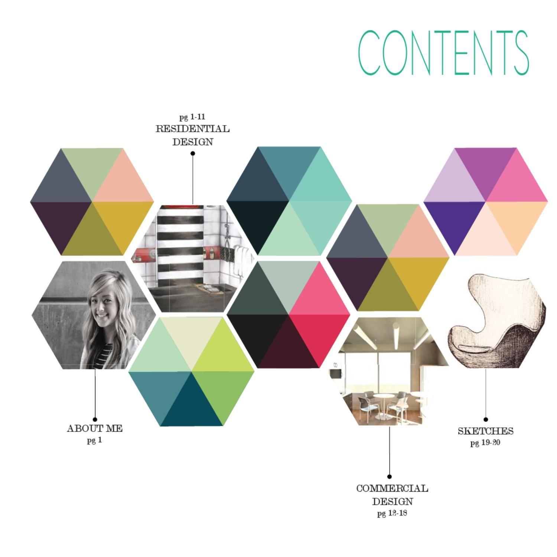 Design Portfolio Ideas Home