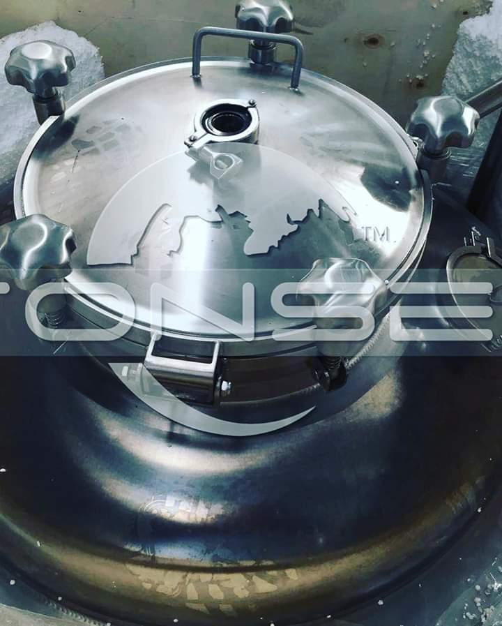 Amanda Tonsen Brewing On Twitter In 2020 Beer Making Equipment Beer Equipment Home Brewing