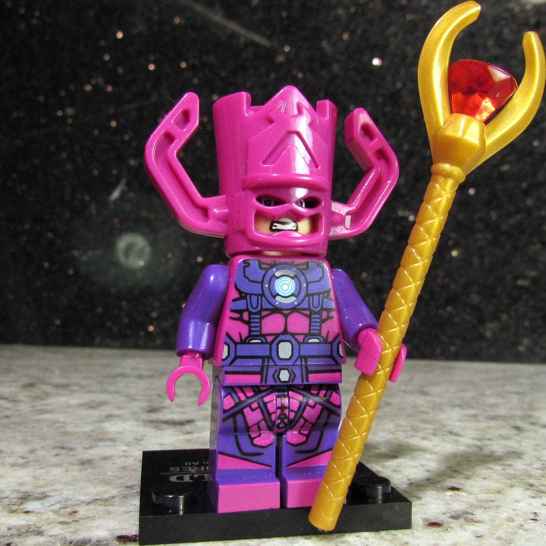 Lego Galactus Minifigure Lego Custom Lego Custom Lego Sets