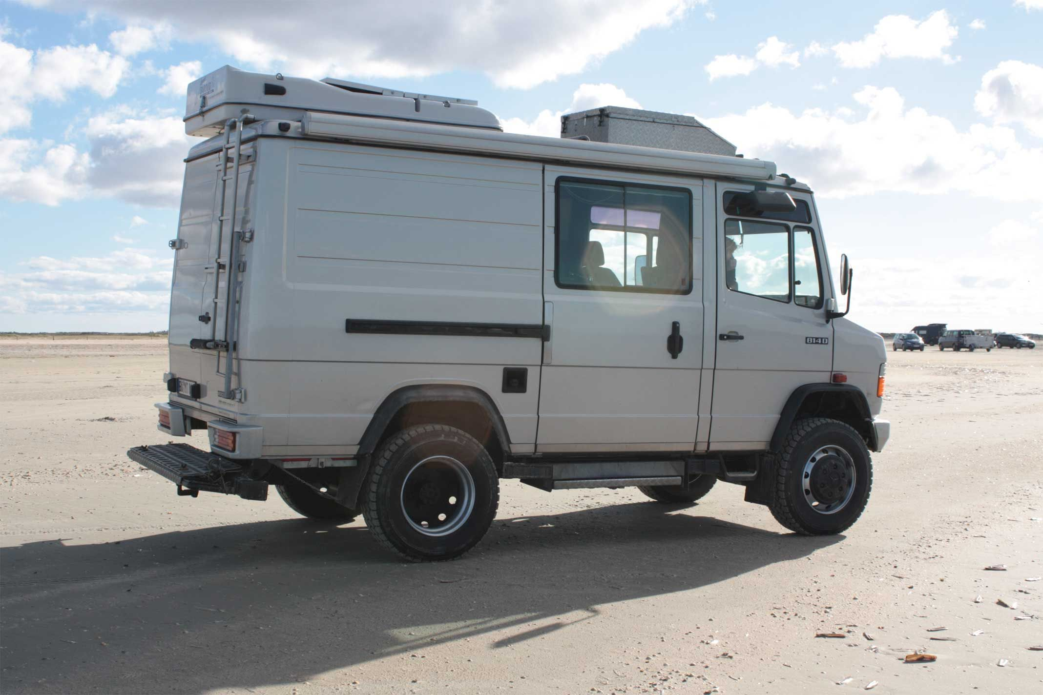 Mercedes benz vario t2 etc overland vehicles for Mercedes benz sprinter camper van