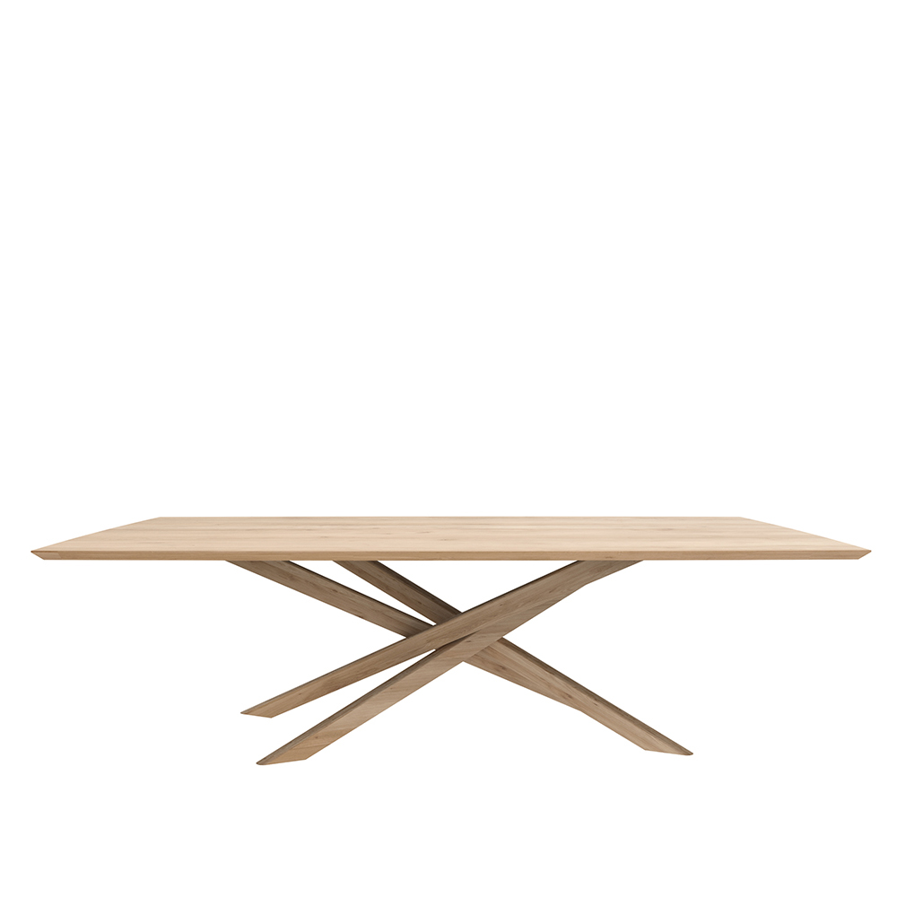 Oak Mikado Dining Table Furniture Dining Table Dining Table Table