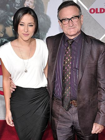 Zelda Williams has a beautiful new tattoo to honor her late father