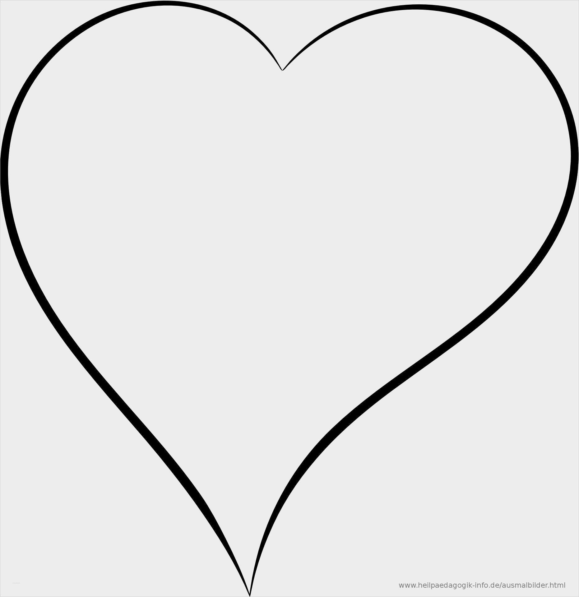 Unique Herz Vorlage Zum Ausdrucken in 2020 | Herz vorlage ...