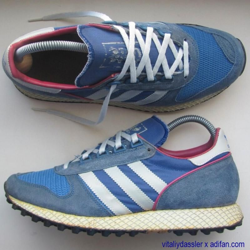 adidas Denver. Made in Austria. Years: 80s. Type: Running ...