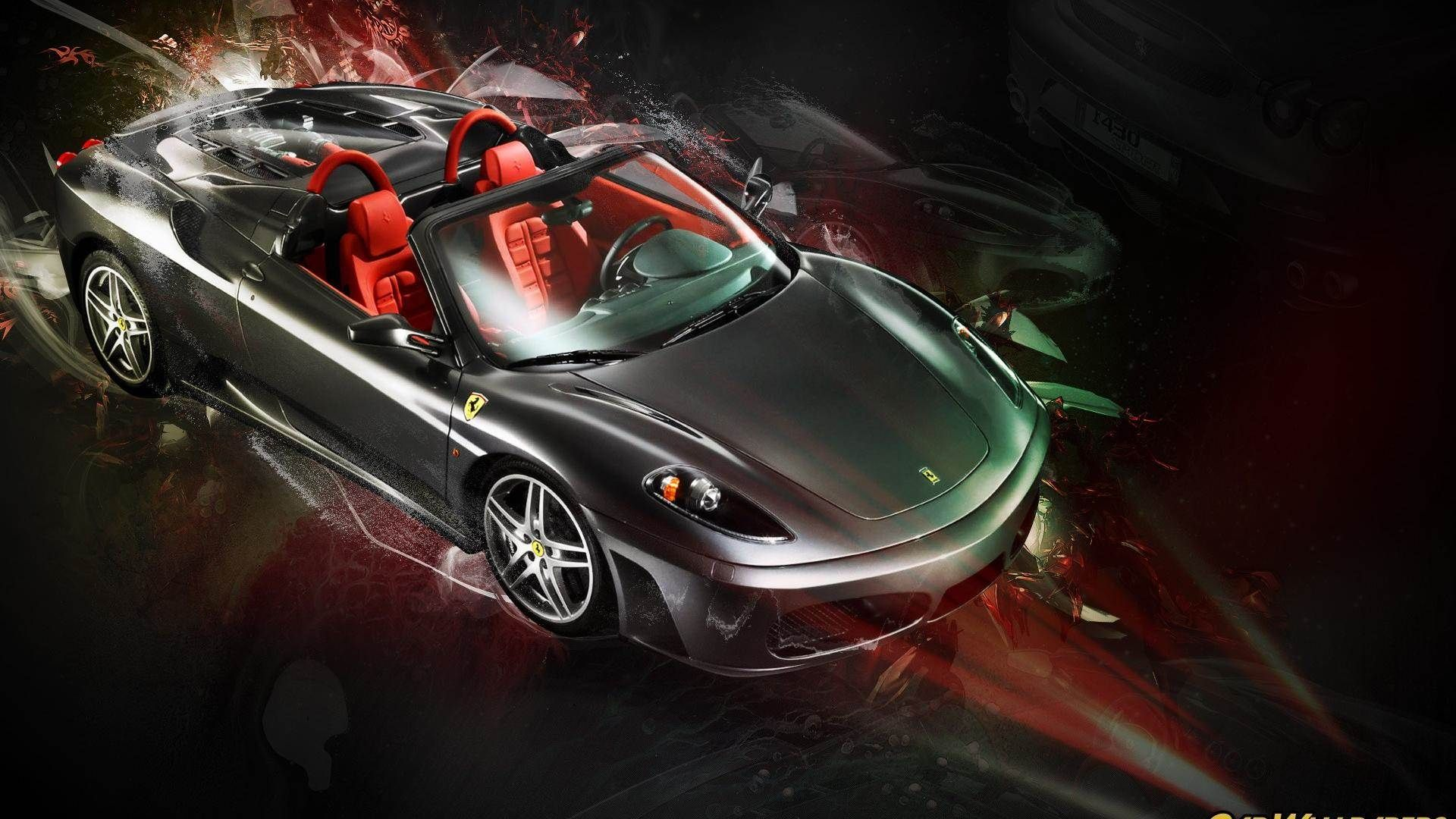 Ferrari Car Ferrari Cars Wallpapers Ferrari Sports Cars 1920×1080 Black  Ferrari Cars Wallpapers |