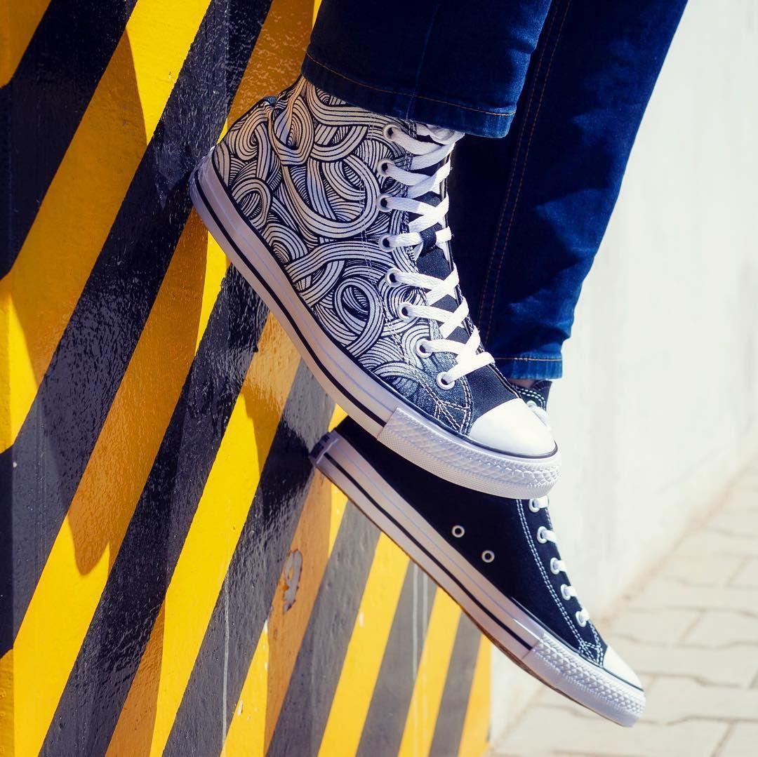 Beunique Teraz Mozesz Personalizowac Wzor Na Butach I Zyskac Pare Conversow Dokladnie Takich Jakie Chce Chucks Converse Chuck Taylor Sneakers Top Sneakers