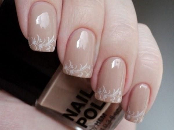 38 diseños de uñas en tono nude, ¡la elegancia de lo sencillo - uas modernas