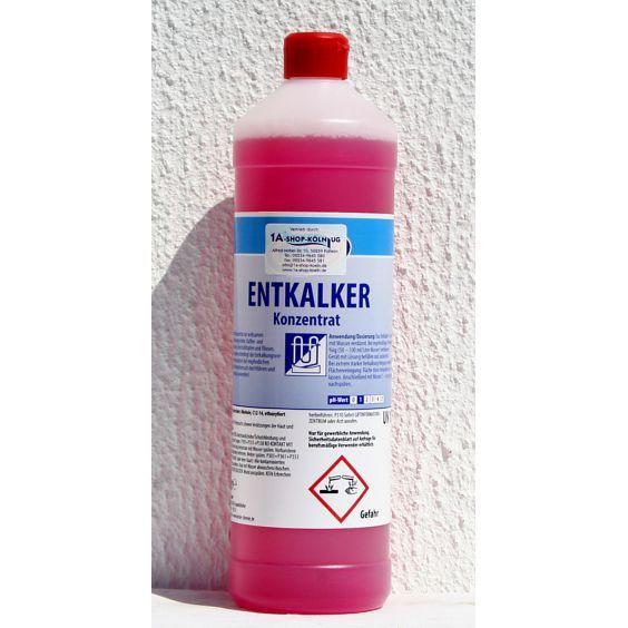 Proval Entkalker Kalklöser flüssig 1 Liter