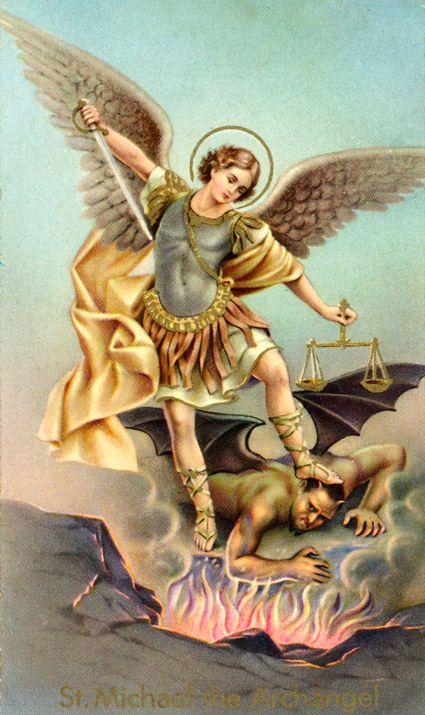 St Michael The Archangel Archangel Prayers Archangel Michael