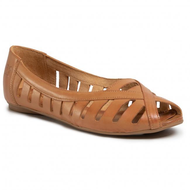 Baleriny Maciejka 04506 29 00 5 Rudy Baleriny Polbuty Damskie Eobuwie Pl Shoes Flats Fashion