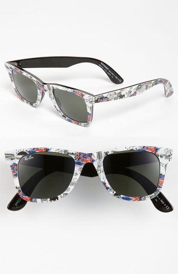 7ca67751cbf Ray-Ban  London Wayfarer  50mm Sunglasses