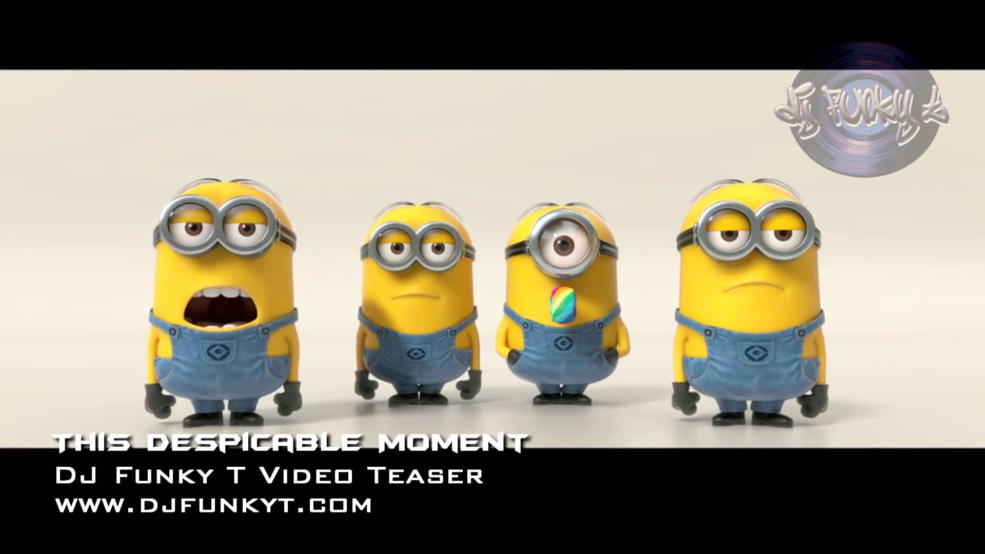 Feel This Banana Moment (The Minions Remix) | minions | Happy