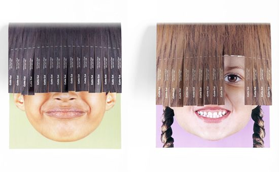 Cute hair salon ad Salon Advertising Pinterest Salons and