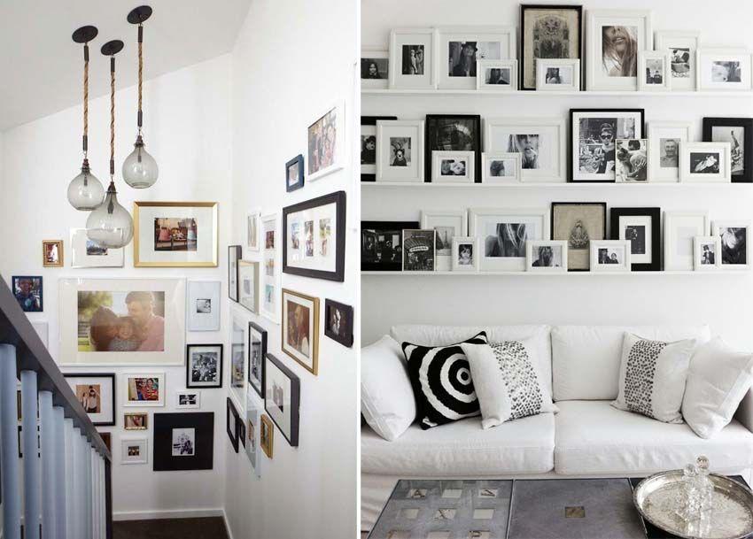 Idee per decorare le pareti la gallery fotografica for Idee per decorare