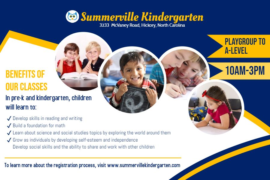 Kindergarten School Open Admission Poster And Banner Template Admissions Poster Flex Banner Design Banner Design
