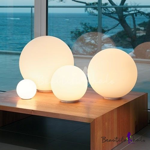 Bold And Lovely Designer Globe Table Lamps With Cream Glass   5.9 | You  Think, UX/UI Designer And Glasses