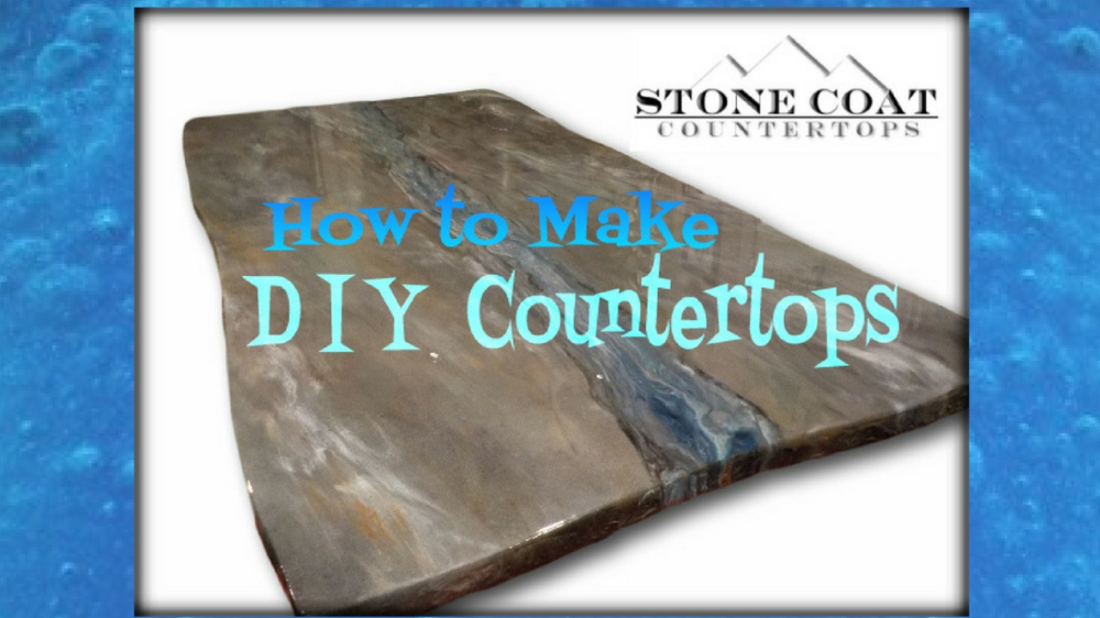 Ultimate Epoxy Countertop Kit Stonecoatcountertops In 2020