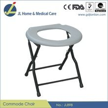 Portable Pliable Chaise De Toilette Chaise Percee En Acier Patient Toilette Chair Jl898 Portable Chair Commode Chair Outdoor Tables