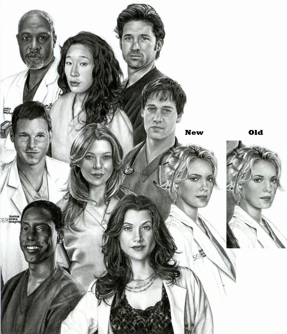 Gray 039 S Anatomy Coloring Book Lovely Grey S Anatomy Wip 10 By Arwenevenstar16 On Deviantart Greys Anatomy Cast Greys Anatomy Anatomy