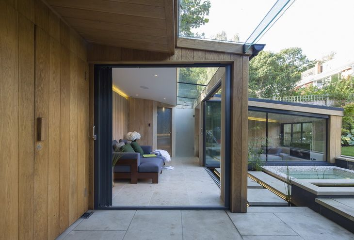 Beautiful And Luxurious Garden Space In Highgate By Folio Layout | Interioru2026