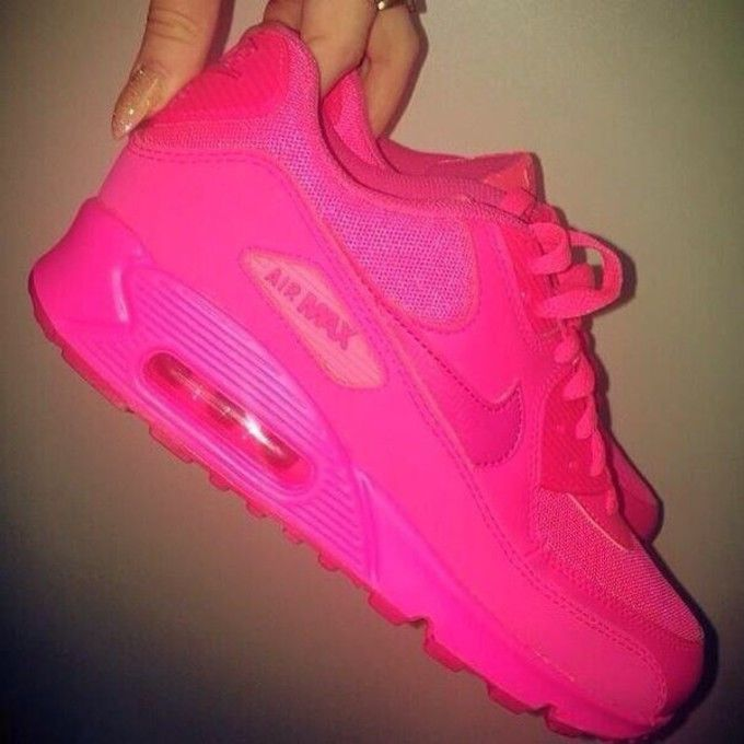 nike air max 90 hyperfuse rose