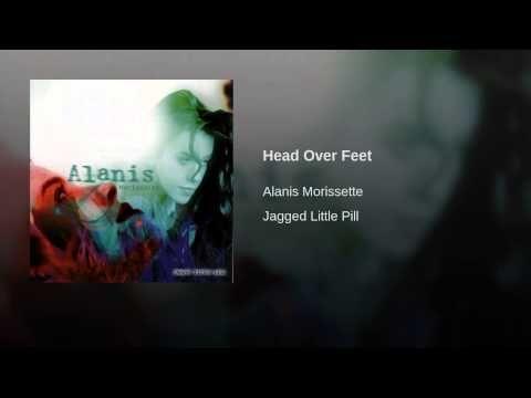 Alanis Morissette Head Over Feet Music 90 S Pinterest
