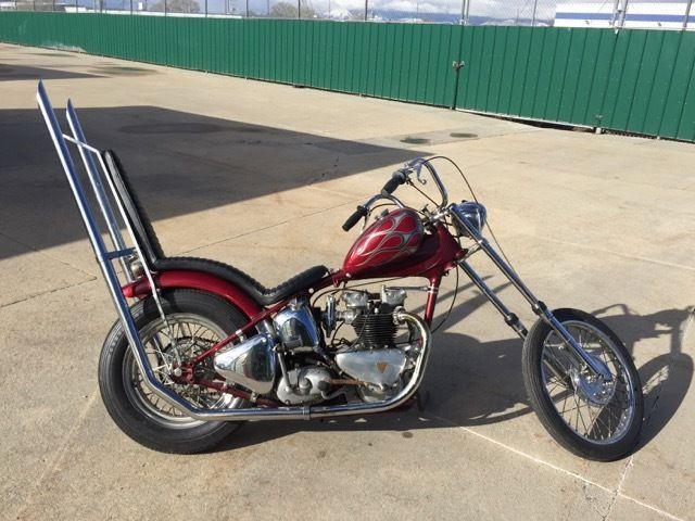 1964 triumph bonneville bobber | triumph motorcycles for sale