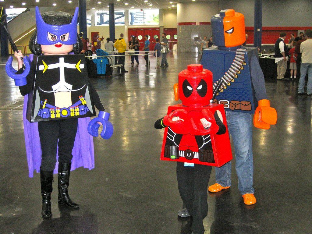 LEGO Heroes and Villain & LEGO Heroes and Villain | Halloween Costume Ideas | Pinterest | Lego ...