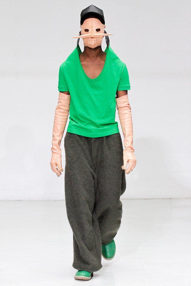 BRUSSELS IS BURNING: Paris Fashion Week |Walter Van Beirendonck ...