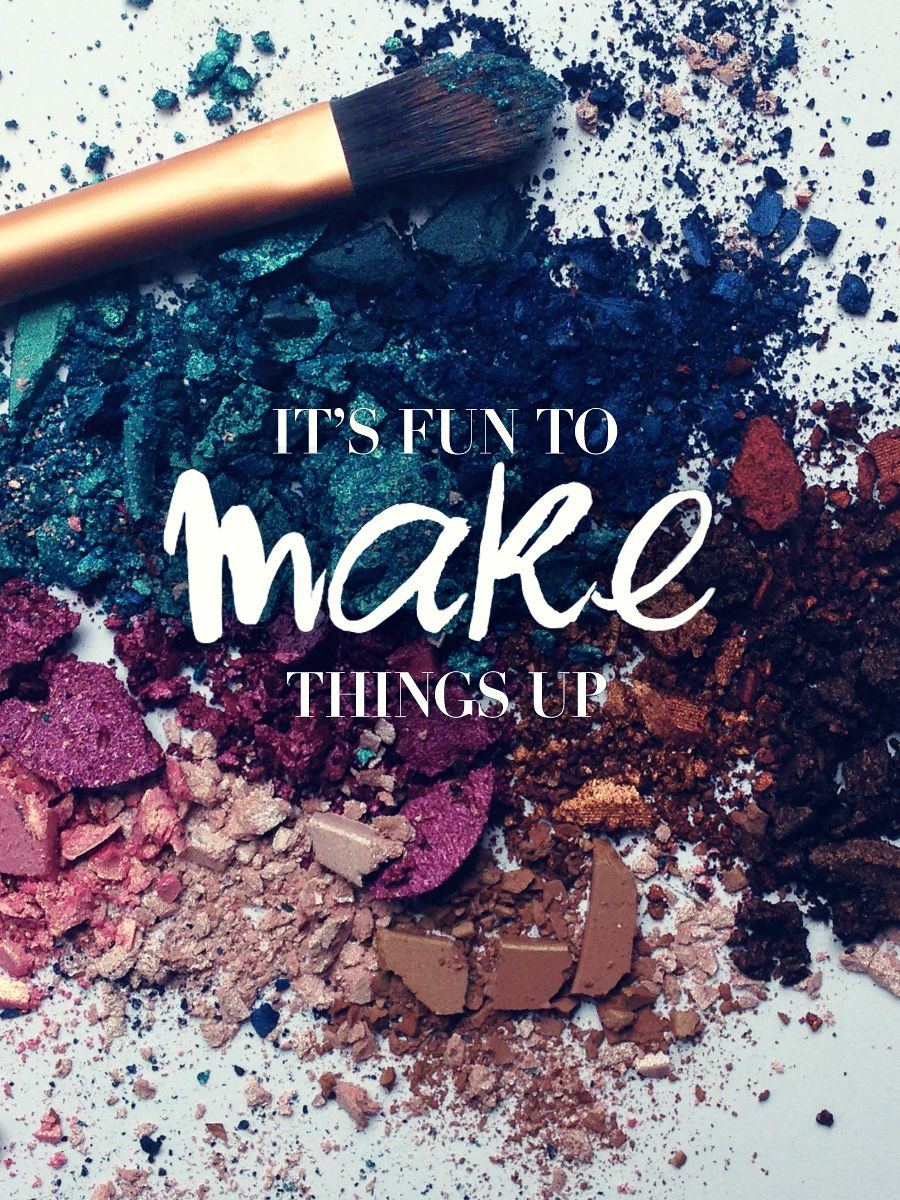 What will you create? MustTry Makeup Pinterest Makeup