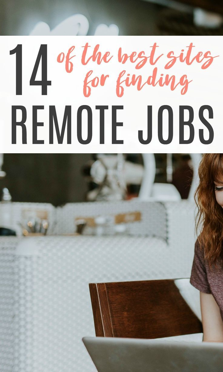 How to Find Remote Jobs The Best Sites to Search in 2020