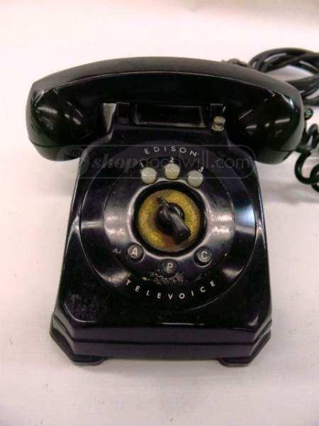 Pin Von Ramona Kaufmann Auf Telefone Vintage Telefon Nostalgie