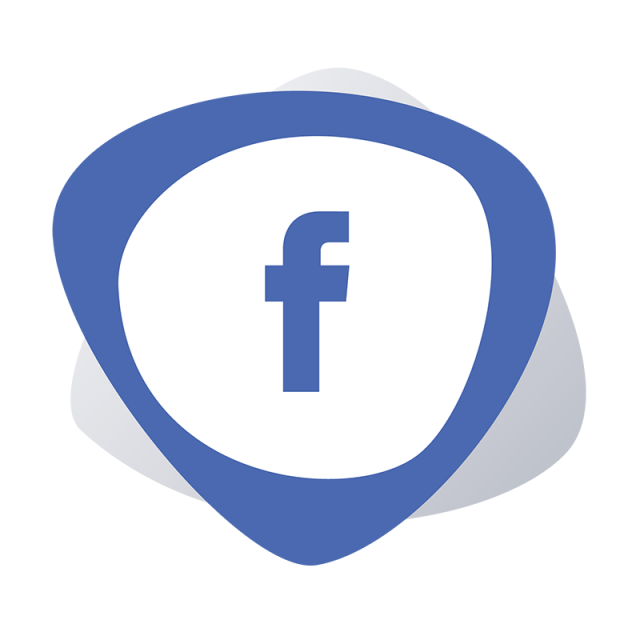Shape Facebook Logo Facebook Icon Facebook Icons Logo Icons Shape Icons Png And Vector With Transparent Background For Free Download Facebook Icons Logo Facebook Social Media Icons