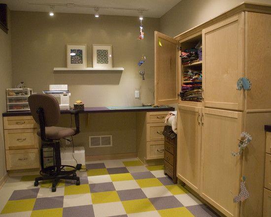 """""""quilt Studio"""" Design, Pictures, Remodel, Decor and Ideas"""